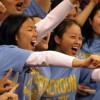 Souvenir des fans en UCLA