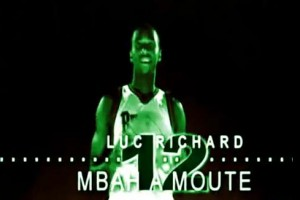 Luc Richard Mbah a Moute - Prince Harming MIX by MISIEK