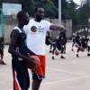 Luc Mbah a Moute Camp 2013