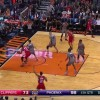 Luc Mbah a Moute Scores Nine 4th Quarter Points vs. Phoenix