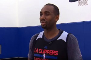 Don McLean with Luc Mbah A Moute