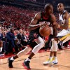 Round 3 Game 1 : les Rockets s'inclinent face aux Warriors 119-106