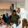 Luc Mbah a Moute Holiday Party