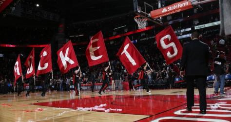 Les Rockets en démonstration face aux Spurs.