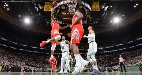 Défaite 99-98 dans les dernières secondes chez les Celtics