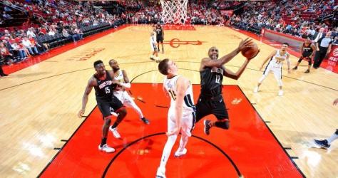 Les Rockets déroulent face aux Nuggets 130-104