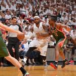 Milwaukee Bucks v Miami Heat - Game Two