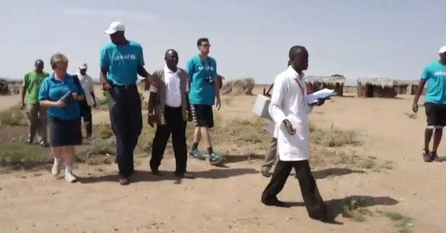 UNICEF Mission