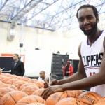 Luc Mbah a Moute Los Angeles Clippers