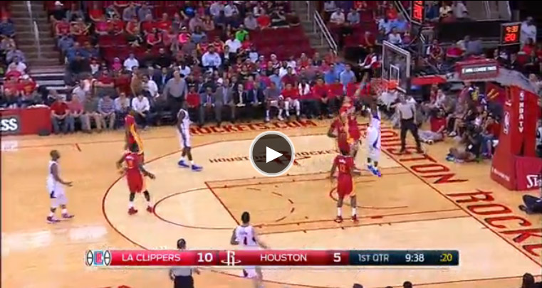 Highlights Rockets Clippers