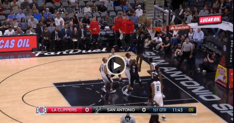 Highlights Spurs vs Clippers