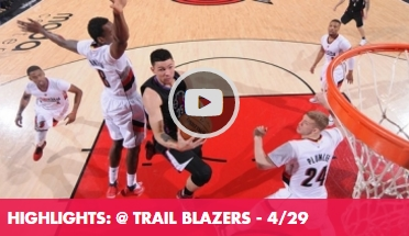 highlights Blazers Clippers 6