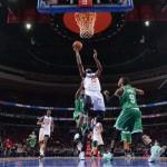 Luc Mbah a Moute 76ers vs Celtics