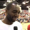 1-on-1 with Luc Mbah a Moute