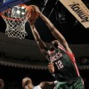 Luc Mbah a Moute mix 2008-2009 Milwakee Bucks