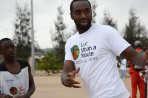 Luc Mbah a Moute Camp 2013