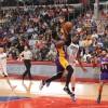 Nouvelle victoire face aux Lakers 115-104