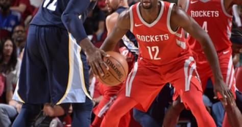 Les Rockets s'inclinent pour la première fois de la saison face aux Grizzlies