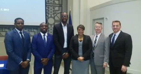 Luc Mbah a Moute invité spécial du Houston Exports Resources Forum