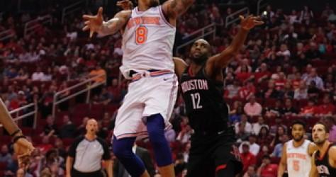 Victoire 117-102 face aux Knicks