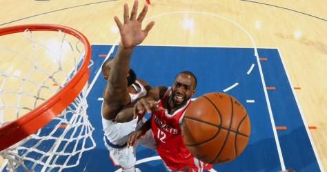 Les Rockets s'imposent 119-97 chez les Knicks