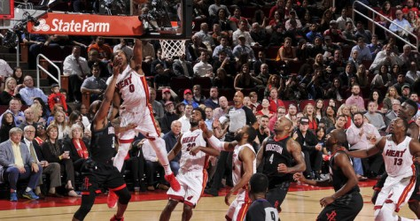 Victoire face au Heat dans le money time