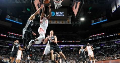 Victoire 102-91 chez les Spurs !