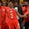 Round 3 Game 3 : les Rockets perdent lourdement chez les Warriors 126-85