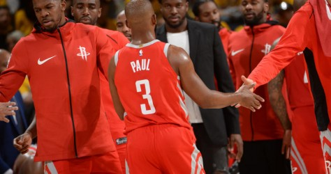 Round 3 Game 3 : les Rockets perdent lourdement chez les Warriors 126-85