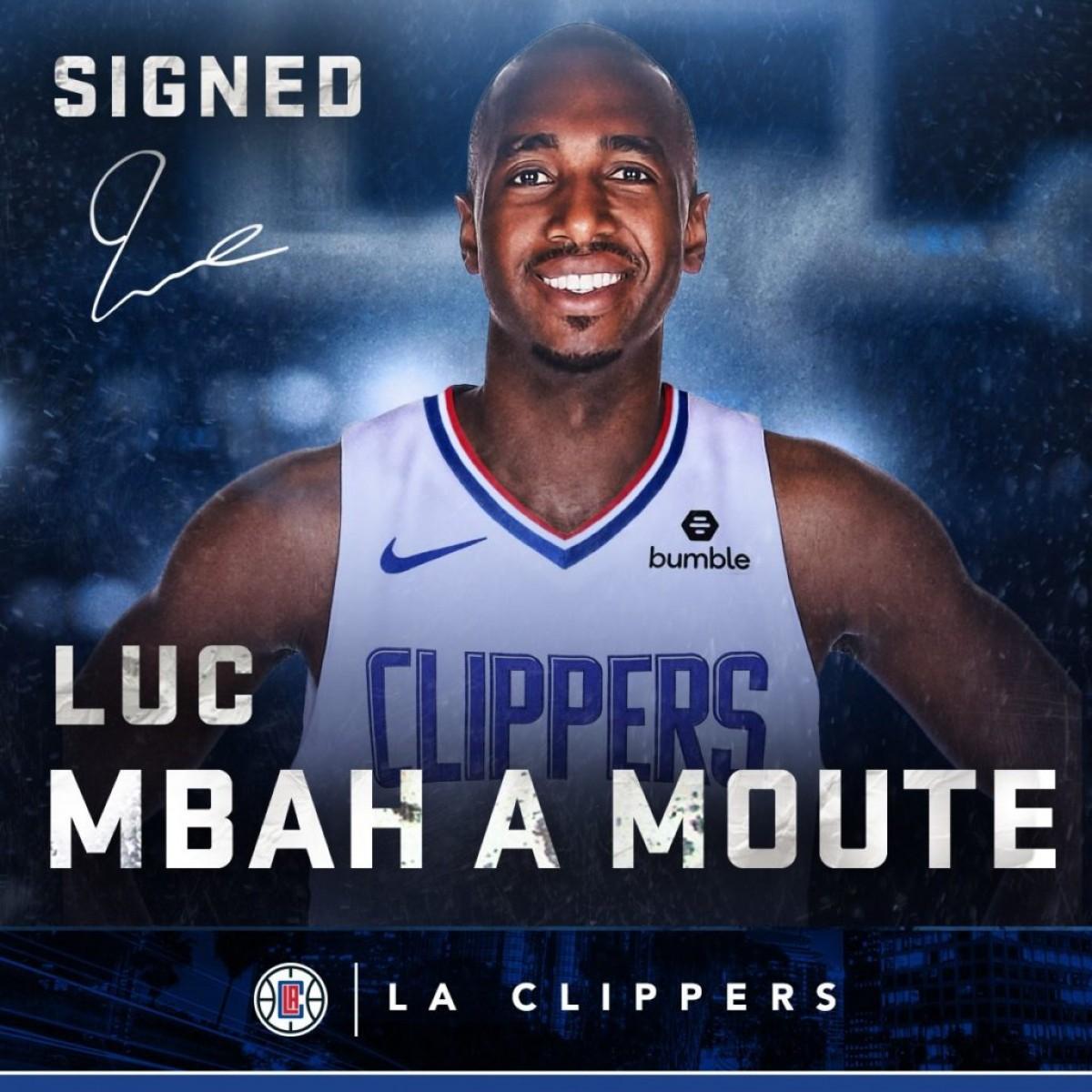 Luc quitte les Rockets et rejoint les Clippers
