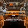 Basketball Camp 2018 au Zimbabwe.